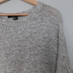 FOREVER 21 Light Knit Dolman Sleeve Sweater Top M